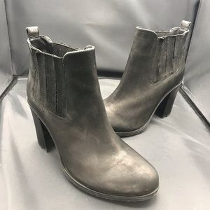 Steve Madden Leather Ryland Boots